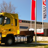 AGÓN TRUCK CENTERS Noticias - RENAULT T GOLD